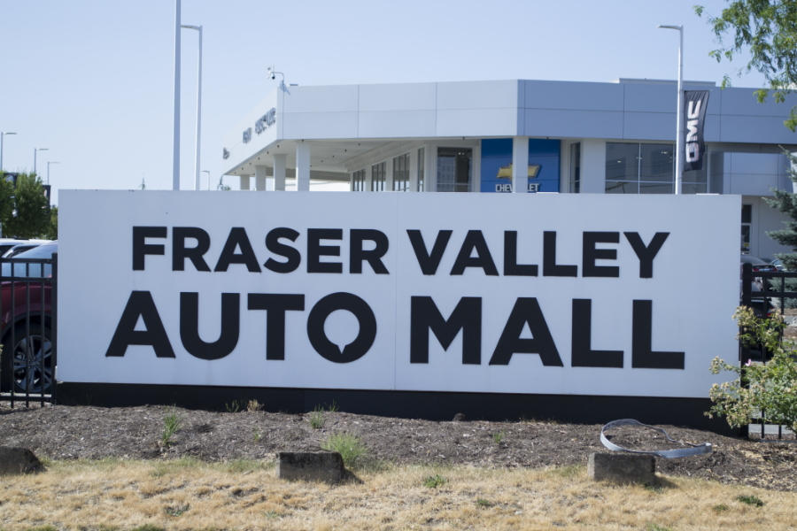 Fraser Valley Auto Mall First Class Marketing