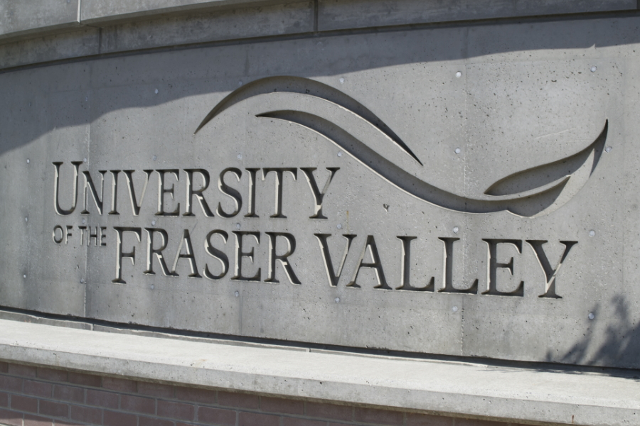 Univeristy of the Fraser Valley First Class Marketing
